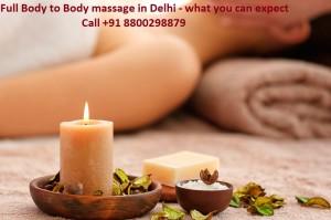 full body to body massage in delhi