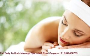 Full Body To Body Massage Spa in MG Road Gurgaon
