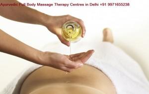 Ayurvedic Full Body Massage Therapy Centres in Delhi