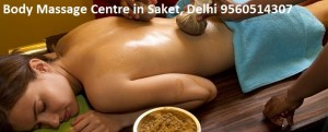 Body Massage Centre in Saket, Delhi
