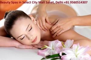 Beauty Spas in Select City Mall Saket, Delhi