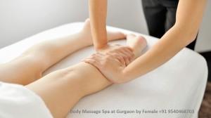 Body Massage Spa at Gurgaon by Female