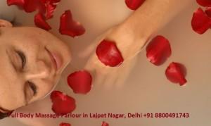 Full Body Massage Parlour in Lajpat Nagar, Delhi