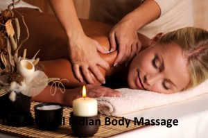 The Classical Indian Body Massage