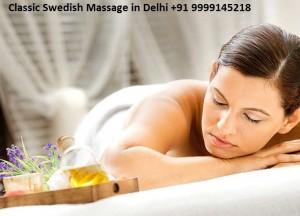 Classic Swedish Massage in Delhi