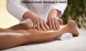 Sandwich Body Massage in Delhi