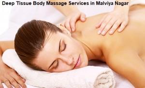 Deep Tissue Body Massage Services in Malviya Nagar