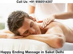 Happy Ending Massage in Saket Delhi