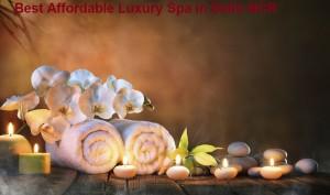 Best Affordable Luxury Spa in Delhi NCR