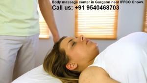 body massage near iffco chowk