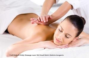 Full Body to Body Massage near MG Road Metro Station Gurgaon
