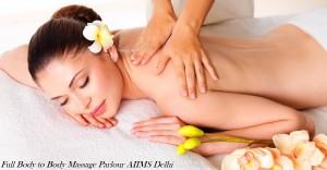 Full Body to Body Massage Parlour AIIMS Delhi