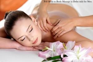 Full Body to Body Massage in Delhi only for Men