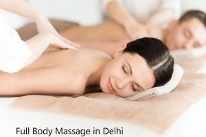 Where to have a full body massage in Delhi