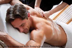 Full Body Massage with Happy Ending by Local Girls in Delhi