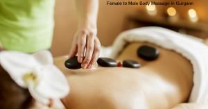 Female to Male Body Massage in HUDA City Metro Station Gurgaon