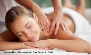 Balinese Body Massage and Spa Center in Delhi