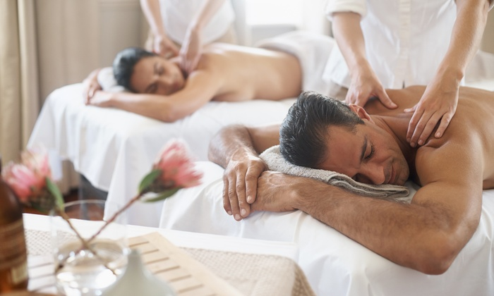 Full Body Aromatherapy Massage for Couples in Ludhiana