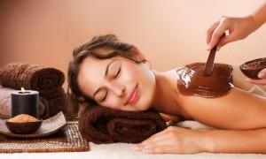 Chocolate Body to Body Massage in MG Road Gurgaon