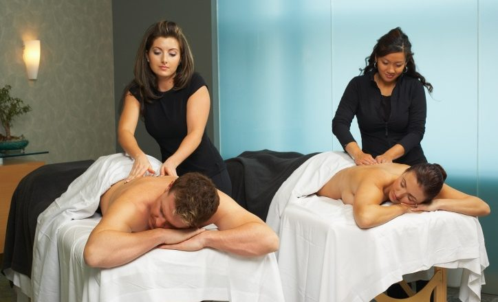 Cross Body to Body Massage Parlor in Nehru Place Delhi