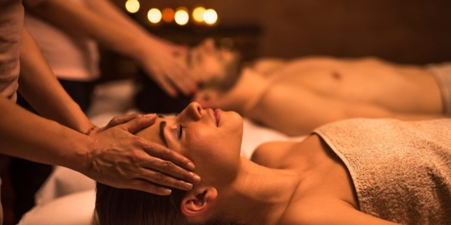 Cross Body to Body Massage in Hauz Khas Delhi