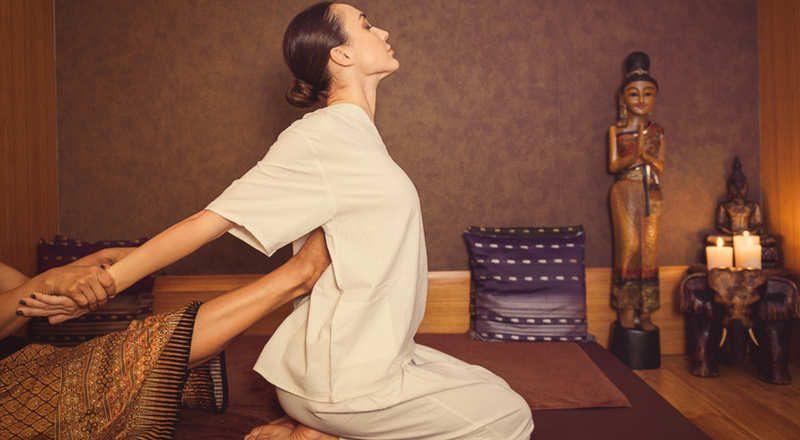 thai massage in gurgaon