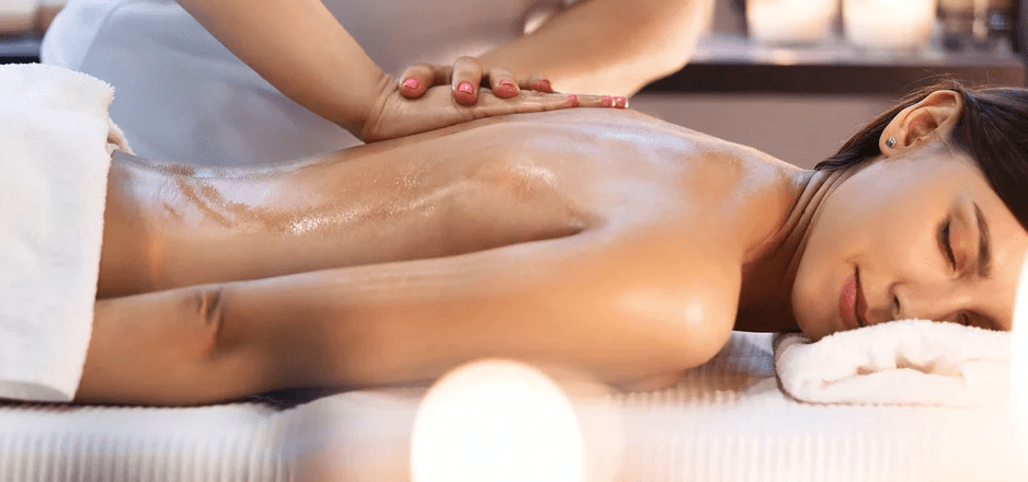 Full Body to Body Massage in Delhi near me
